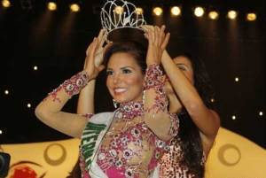 Venezolana Ivanna Vale ganó Reinado Internacional del Café