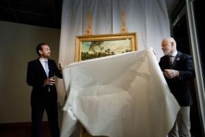 La enorme cifra en que subastarán el cuadro inédito de Van Gogh