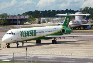 Aerolínea Laser confirma suspensión de vuelos de su ruta a República Dominicana