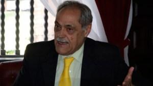 Gobierno interino expresó sus condolencias por la partida de Enrique Planchart, rector de la USB