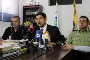 Ocariz: Atacaremos con contundencia a bandas que cometan secuestros (Video)