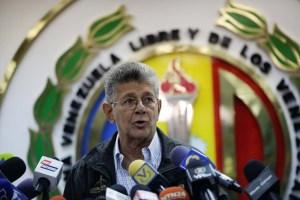El Comité Ejecutivo Nacional de AD es comandado por Henry Ramos Allup e Isabel Carmona (Declaración Pública)