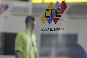 La campaña para el show electoral iniciará el 21 de noviembre, según el CNE írrito