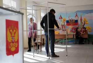 Se filtran en internet datos de más de un millón de supuestos votantes rusos
