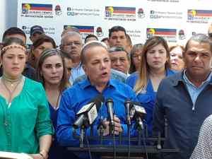 Manuel Rosales: El régimen sigue con su libreto de atropello a los partidos políticos democráticos