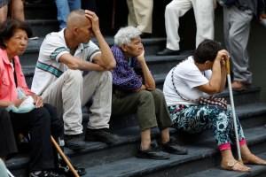 Los ancianos son blanco de la delincuencia en Venezuela