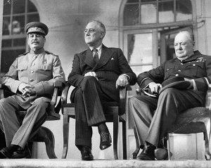 El comienzo de la Guerra Fría: El secreto de la bomba atómica y el engaño de Stalin a Truman y Churchill