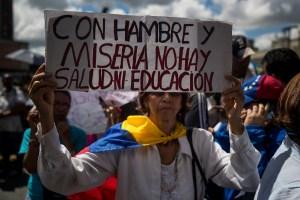 Cerca del 90% de los docentes venezolanos han tenido que buscar otros oficios de manera forzada