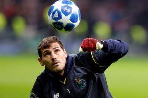 """El Real Madrid rinde homenaje a Casillas, su """"mejor portero de la historia"""""""