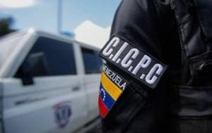 Fue abatido un presunto homicida en Baruta tras enfrentarse al Cicpc