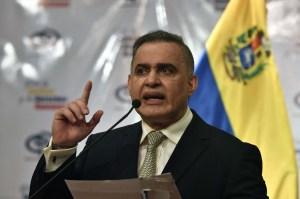 Saab aprovecha la pandemia para echarle flores a su gestión usurpadora en el MP de Maduro
