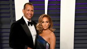 El rumor de infidelidad que pone en peligro la relación de Jennifer Lopez con Alex Rodríguez