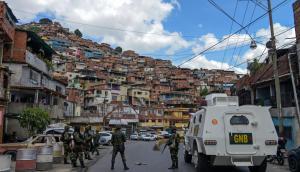 """""""El Koki"""" se adueña de Caracas ante una """"fuerza de seguridad"""" incapaz de proteger a los ciudadanos"""