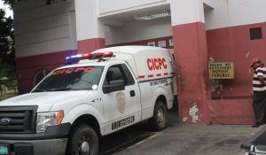 Dejaron un feto con su saco amniótico sobre una caja de pizza en Maracaibo