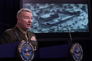 EEUU proseguirá bombardeos en Afganistán si la ofensiva talibán persiste