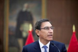 """""""No me esconderé"""": Lo que testificó Martín Vizcarra ante el Congreso de Perú"""