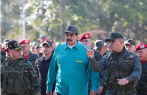 """""""Anda en una gira guerrerista"""": Las reuniones de Pompeo tienen a Maduro con los nervios de punta"""
