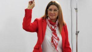 """Así fue la sonrisa cómplice de """"Cilita, la bonita"""" con Bernabé Gutiérrez (FOTO)"""
