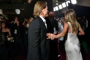 Brad Pitt y Jennifer Aniston, ¿al borde de la reconciliación?