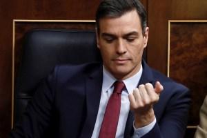 """Pedro Sánchez dice que """"no tiene información"""" sobre el destino del rey Juan Carlos"""