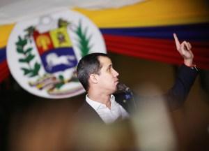 Guaidó: El dictador pretende insultar a todo el que no le creyó