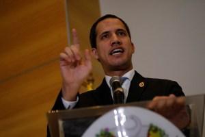 Guaidó destacó que el 80 por ciento de las Fuerzas Armadas no está con el régimen de Maduro (Video)
