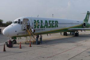 Cancelarán operaciones aéreas de Laser Airlines desde Maiquetía por incumplimiento de bioseguridad
