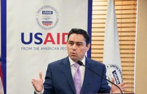 Vecchio felicitó a Blinken, nuevo Secretario de Estado de EEUU