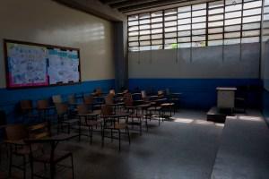 La primera materia del años escolar en Venezuela es la improvisación
