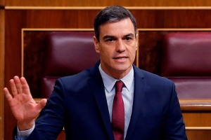 """Pedro Sánchez dice que informaciones sobre rey emérito español """"nos perturban"""""""