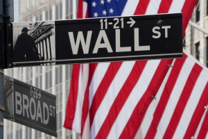 Wall Street termina en números rojos después de otra baja tecnológica
