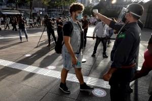 Brasil sobrepasa los 1,7 millones de casos de Covid-19