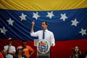 Guaidó reitera el llamado a que ingresen las vacunas: Si ya se pagó la mitad ponemos a disposición la otra parte