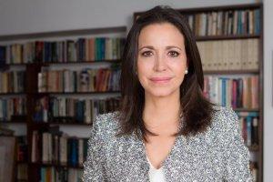 Machado espera que Biden logre articular fuerzas para lograr la liberación de Venezuela