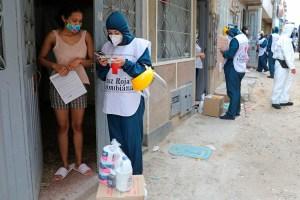 Colombia registró nuevo récord de casos diarios de coronavirus