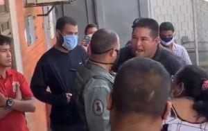 """""""Ustedes no son familia mía"""": Esbirros del régimen cerraron una estación de servicio en Zulia (Video)"""