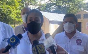 Laidy Gómez alertó que fallecen pacientes en San Cristóbal a la espera de pruebas (Video)