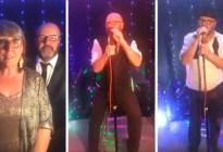 Sufrió un ataque cardíaco durante un concierto virtual, pero continuó cantando