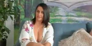 EN VIDEO: Se confiesa la actriz que grabó video porno en un autobús público en Colombia