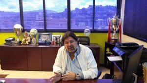 Revelan cómo fueron las últimas horas de Jesús Berardinelli, presidente de la FVF