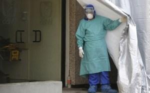 La dramática muerte de un paciente con coronavirus que se escapó del hospital para despedirse de su familia