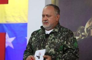 El cinismo de Diosdado prometió que el Covid-19 no será un problema para el show electoral
