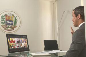 Guaidó: Como Gobierno Legítimo de Venezuela retomamos el proceso de integración a la CAN