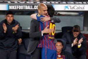 Guardiola habló sobre la posibilidad de fichar a Lionel Messi