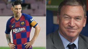 ¿Idénticos? Un futbolista español lucía igual a Messi cuando jugaba en 1969 (Foto)