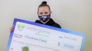 Ganaron el premio gordo en la lotería justo después de una fuerte discusión de pareja