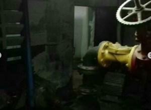 Vecinos de Ruíz Pineda piden ayuda para reparación de bomba: Tienen 15 días sin agua #8Jul (FOTOS)