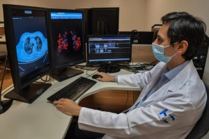 Inteligencia artificial ayuda a diagnosticar Covid-19 en Brasil