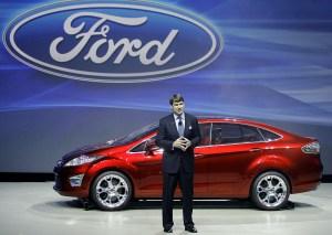 Ford tendrá nuevo presidente
