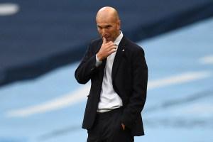 Zidane sigue sin revelar su futuro frente al Real Madrid